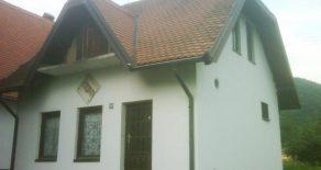 Дом в Златиборе у реки Дрина