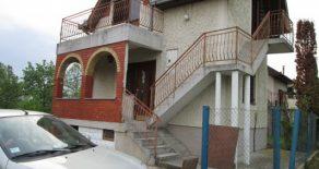 Новый дом в пригороде Кралево
