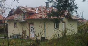 Новый дом на горе Космай
