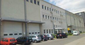 Промышленный объект с офисами в Vozdovac (Белград)