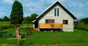 Новый дом 105м2 с участком 15 соток в селе Мельяк