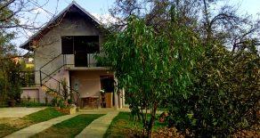 Дом 110 м2 с участком 13 соток в селе Мельяк