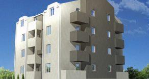 Квартиры в строящемся доме в Белграде