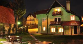 Отель-вилла в Златиборе