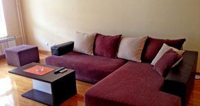 2-комнатная квартира 60м2 в Новом Белграде в аренду