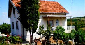 Дом 82м2 с участком 10 соток в селе Мало Орашье (Смедерево)
