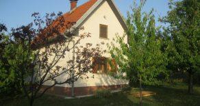 Дом 80м2 с участком 10 соток в селе Бельина