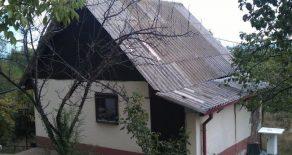 Дом 34м2 с участком 27 соток в Трешне