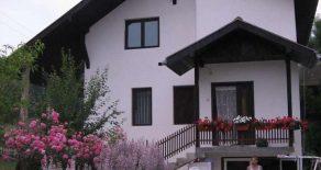 Дом 120 м2 с участком 5 соток в селе Горнья Трепча