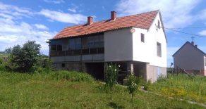 Дом 80м2 с участком 21 сотка в селе Радовашница