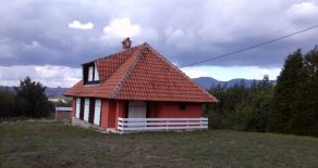 Дом 103м2 с участком 70 соток в Горньи Милановац
