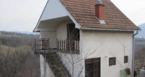 Дом 60м2 с участком 10 соток в селе Мисача (Аранджеловац)