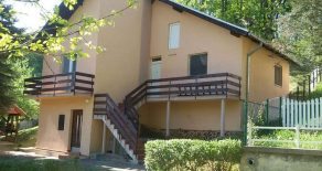 Дом 100м2 с участком 7 соток в селе Берковац (курорт Баня Вруйци)
