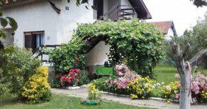 Дом 72м2 с участком 25 соток в селе Лешница (Лозница)