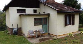 Дом 60м2 с участком 15 соток на берегу Дуная (Бачка Паланка)