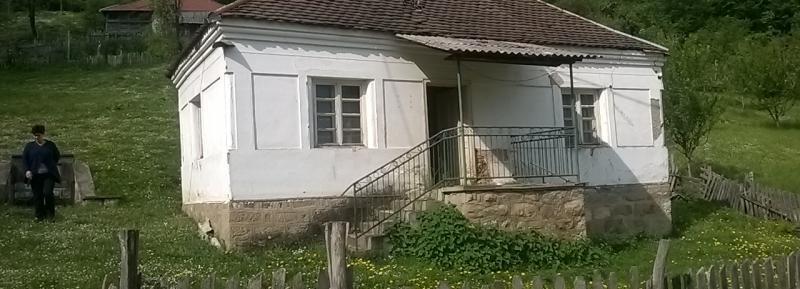 Дом 50м2 с участком 12 соток в селе Миячи (Вальево)
