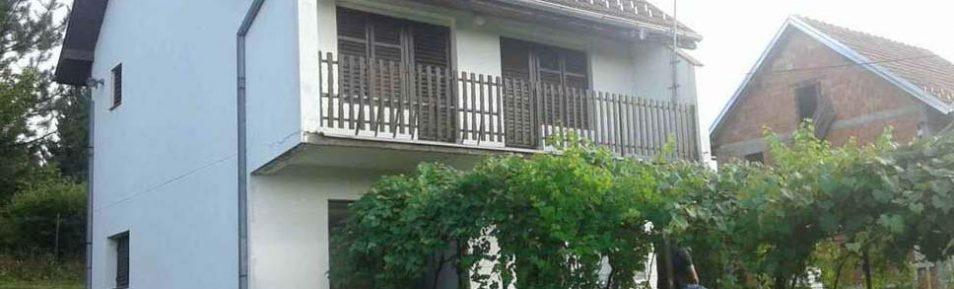Дом 120м2 с участком 10 соток в селе Мали Попович (Сопот)